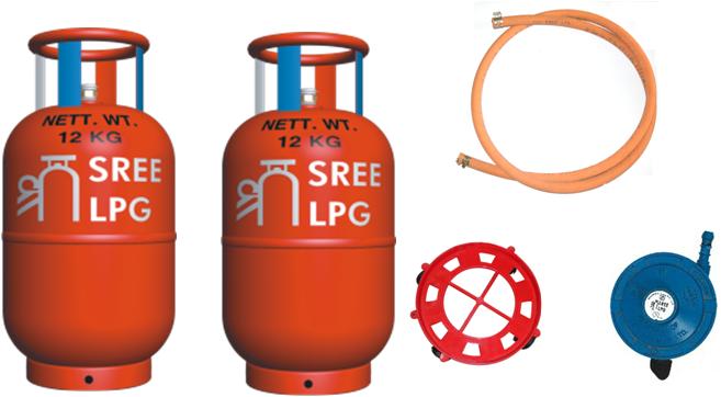 shree gas mysore